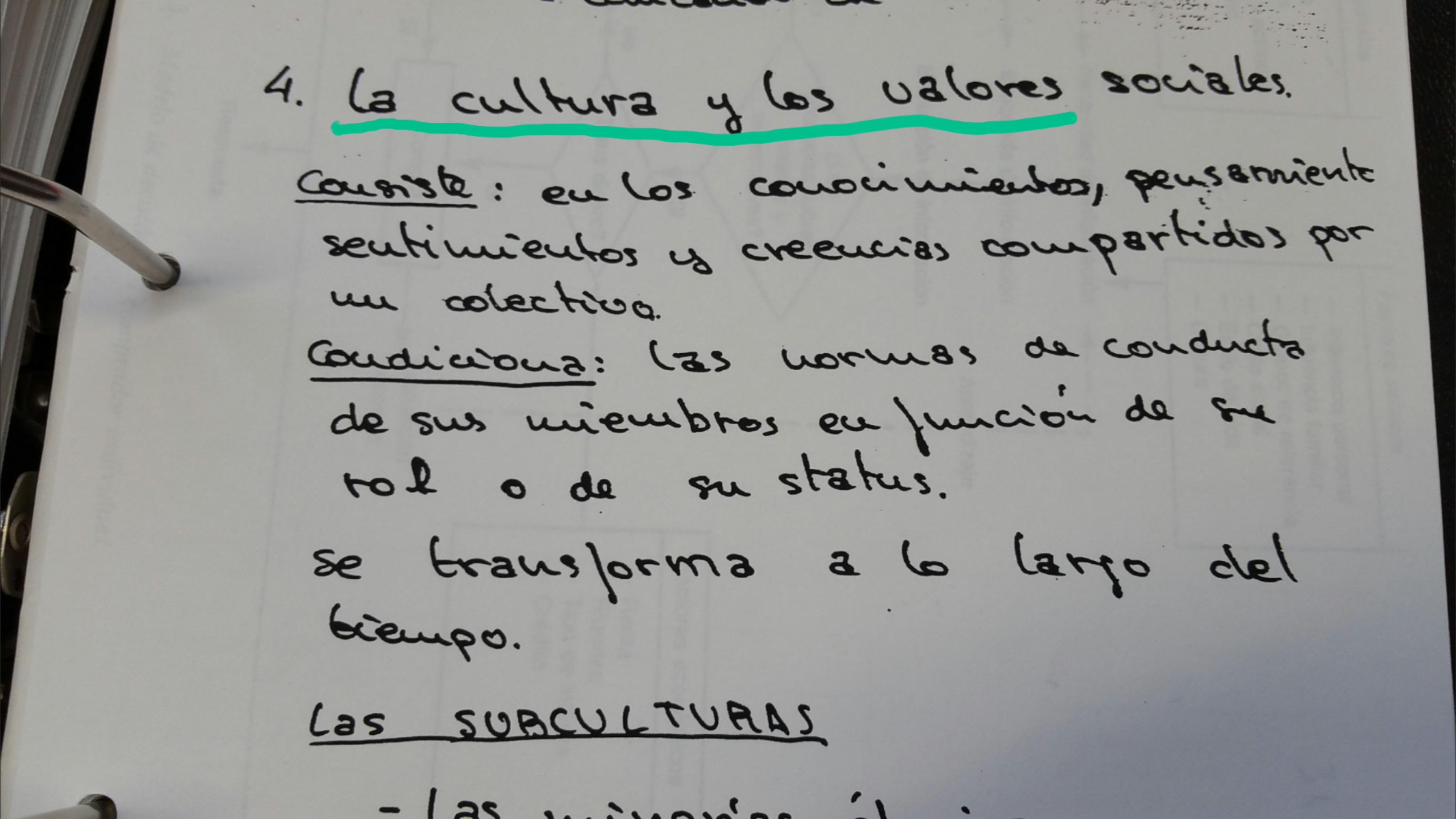 Hector Robles Cultura y valores